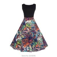 Spring Summer Flower Maxi Dress Carnival Party Princess Ball Gown Vest Patchwork Dress Woman Long Dress