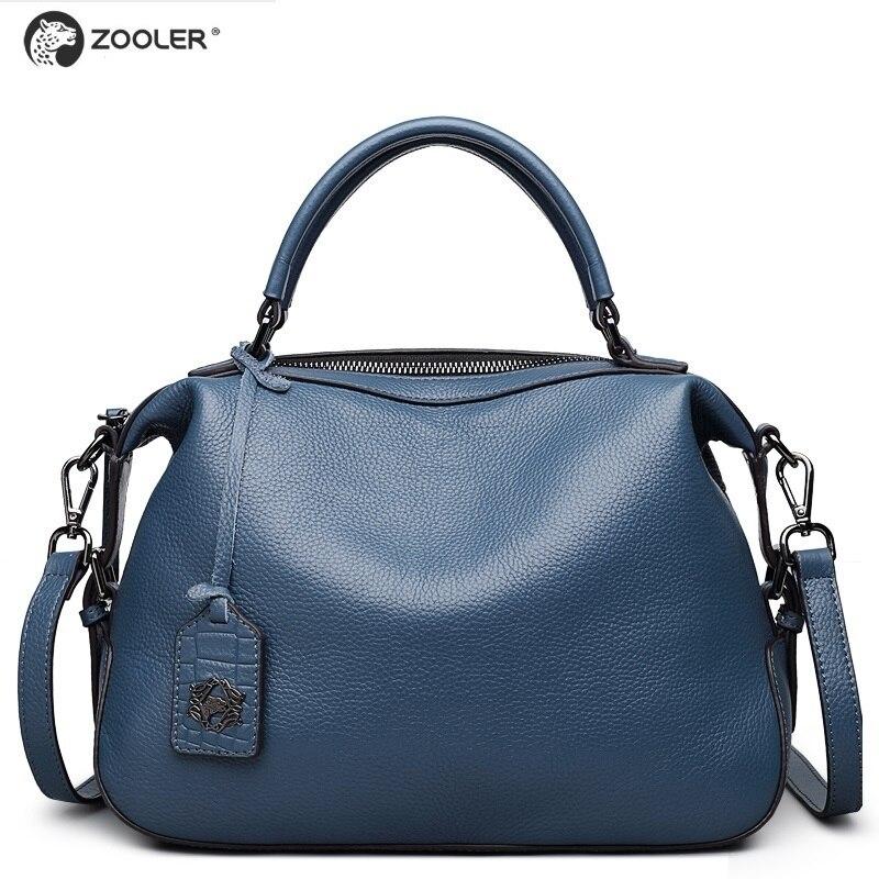 ZOOLER 2019 nouveau conçu réel doux en cuir véritable sacs femmes sacs à main marques célèbres luxe sac à bandoulière chaud bolsa feminina 8116