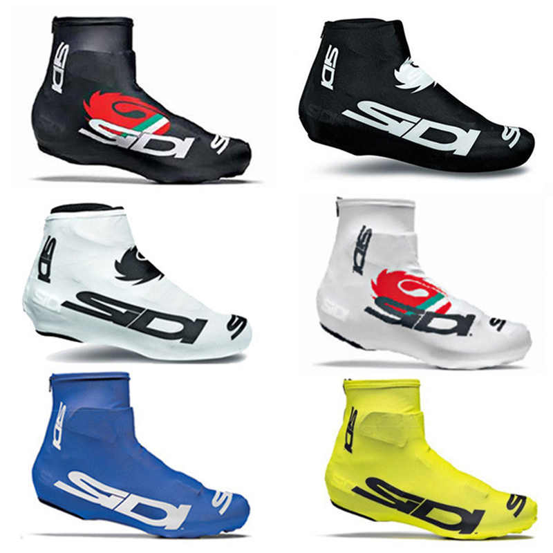 Cycling Shoe Covers Sneaker Overshoes 8 Colors Spring Lycra Road Bicycle Bike MTB Shoe Cover Cycling Overshoes