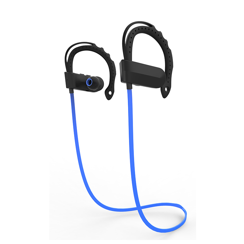 Q12 Bluetooth Earphone Headphone Wireless Sport Running Headset Noise Canceling Stereo Music Earbuds With Mic For Smartphone #3