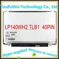 14.0 ''slim lcd матрицы для asus X450V A450V X401A X401U X402E S46C X401E A46C E46C A450C X402 F450V X401C дисплей ноутбука 40pin
