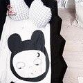 KAMIIMI Мода Хлопок Детские Одеяла Новорожденных Детские Игры Одеяло Playmat Детские Кролик Шаблон Одеяло Одеяла XYM457