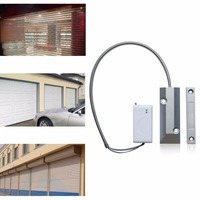 Mini Wired Infrared Detector Indoor Metal PIR Detector 304 Home Business Security Burglar Alarm Set For