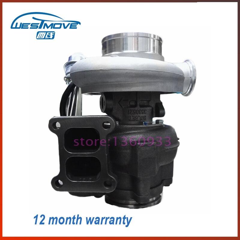 HX40W turbo 4038421 turbocharger for Komatsu PC300-6 Excavator Industrial Truck IR /KCEC-KCEC 8.3L Cummins engine : S6D102E 6C