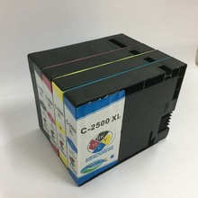 Vilaxh compatible ink cartridge pgi-2500 pgi2500 pgi 2500 xl for Canon maxify MB4050 IB4050 MB5050 5350 MB5350 printer