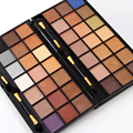 Top Quality Miss Rose Professional 21 Colors Smokey Eyeshadow Palette Makeup Matte Shimmer Nake Eye Shadow Palette Cosmetic Kit