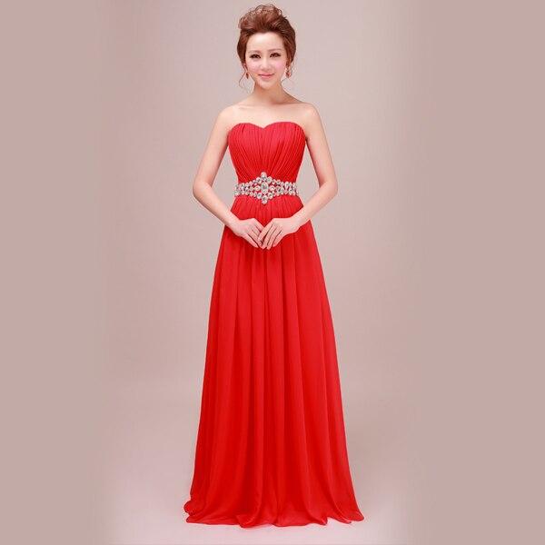 Prom Dresses 2013 Long Hot Selling Tube Top / Aesthetic Diamond ...