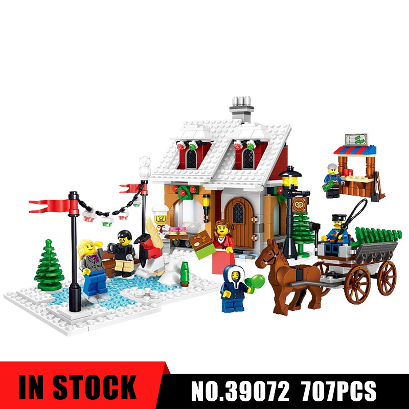 Blocks Model Building Legoing Creator Series 6 Figures Creative Stitching Building Blocks Toys For Children Compatible Legoings Minecraft Sets Gift