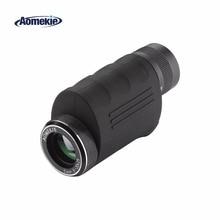 Compact 8-20X25 Zoom Monocular HD Optical Glass High Power Bird Watching Hunting Telescope Handheld Spotting Scope Gift AOMEKIE