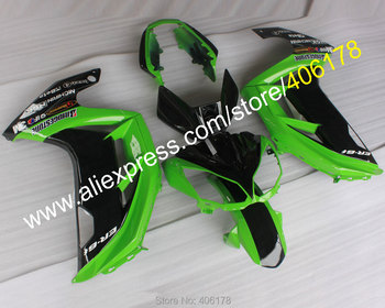 For Kawasaki Ninja ER-6F 2012 2013 2014 2015 Fairing ER6F ER 6F 650 R Bodyworks Motorbike Fairing (Injection molding)