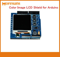 Fast Free Ship Full Colour LCD Display For Arnold Accessories Color Image LCD Shield For Arduino