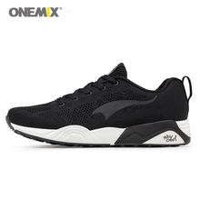 Onemix running shoes for men light breathable sports sneaker for women sports shoes for outdoor walking jogging trekking sneaker