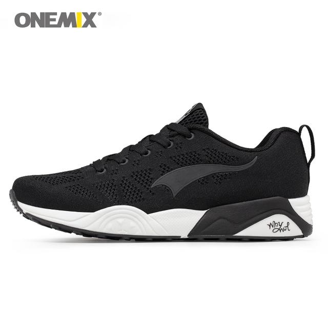 Onemix кроссовки для мужчин легкие дышащие спортивные кроссовки для женщин спортивная обувь для прогулок на открытом воздухе беговые кроссовки