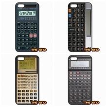 For Xiaomi Hongmi Redmi 2 3 Note 2 3 Pro Mi2 Mi3 Mi4 Mi4i Mi4C Mi5 Vintage Retro Calculator Protective Phone Cover Case