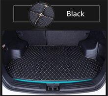 Auto Forro De Carga Esteiras Tronco Para LEXUS RX450h RX200t RX Esporte 2016 2017 2018 Tapete Mala Do Carro de Alta Qualidade Nova De Couro Bordado