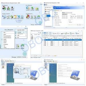 Image 5 - Realand 2.8inch TCP/IP Wifi RFID Biometric Fingerprint Time Attendance System Machine Employee Office Fingerprint USB Time Clock