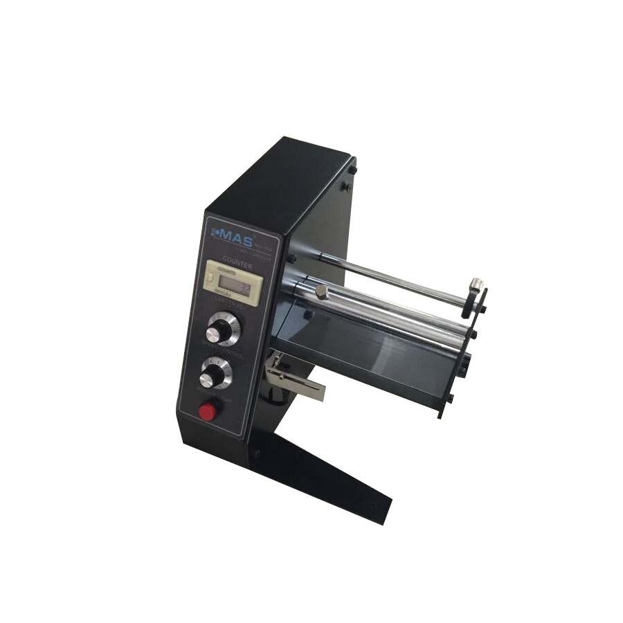 1pc Automatic Label Dispenser Dispenser Machine AL-1150D x 100 automatic labeler dispenser label stripping machines labeler dispenser 250mm max dia