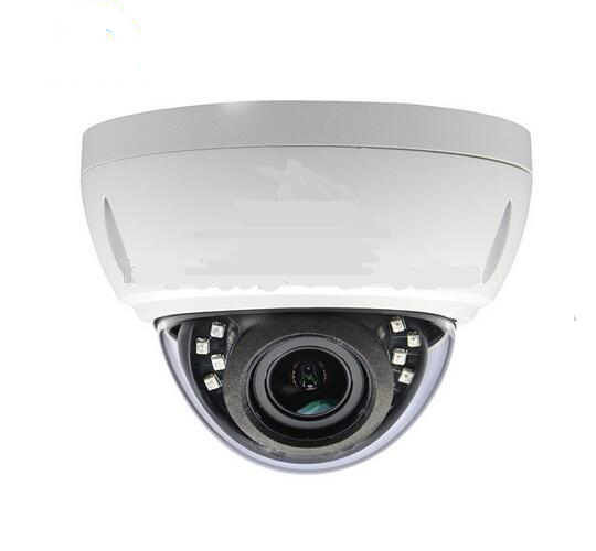 CCTV Security 2.8-12MM LENS 2.0 Megapixel Starlight WDR IP IR Dome Camera POE