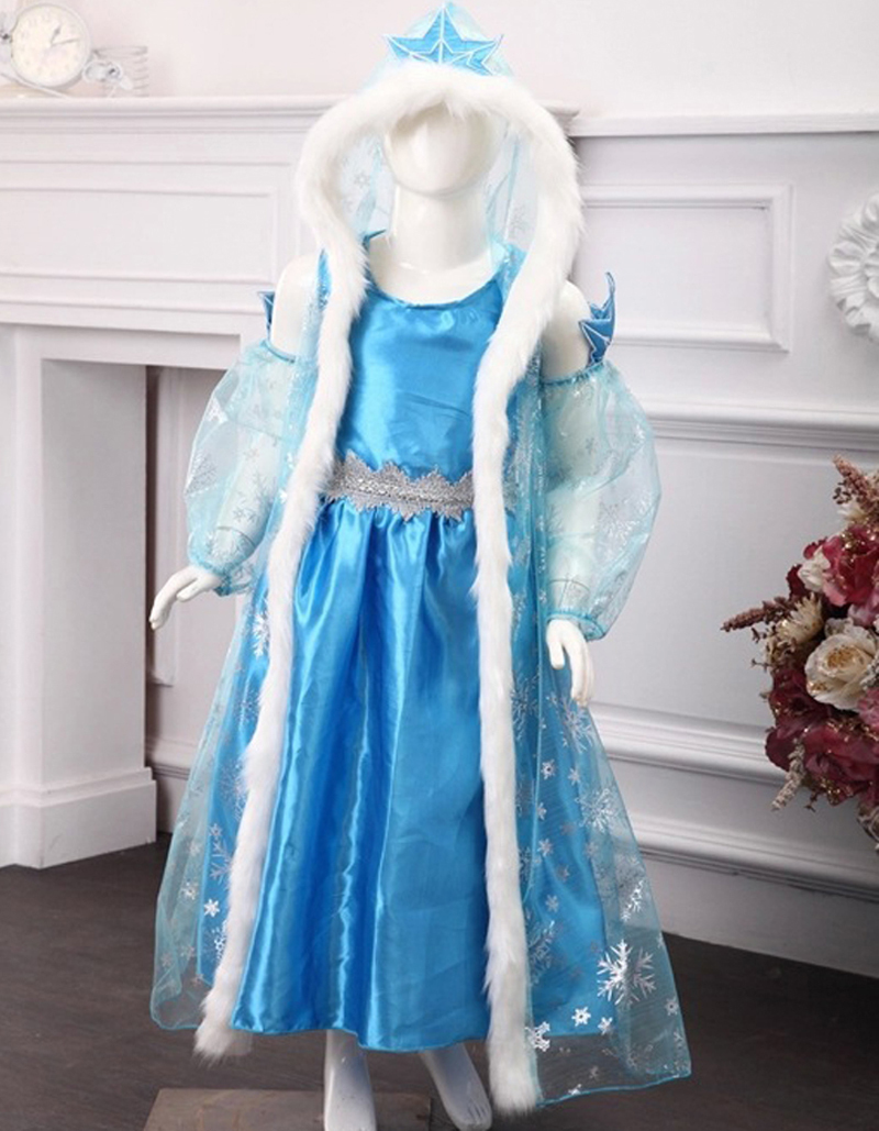 Aliexpress.com : Buy elsa dress halloween princess elsa cosplay ...