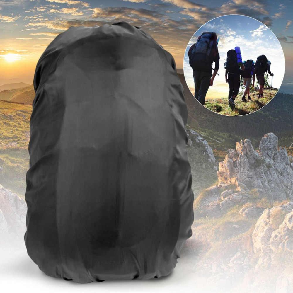 2018 sac à dos imperméable costume pour 30-40L imperméable tissus pluie couvre Anti-vol Camping randonnée extérieur bagages sac imperméables