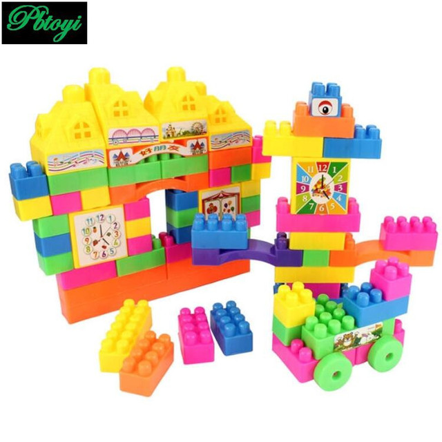 1PCS Fight Inserted Educational Toys non toxic Building Blocks ...