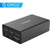 ORICO USB HUB Type C HUB To USB 3.0 Type C HDMI PD Adapter For Macbox Docking Station 4K 5Gbps High Speed USB C HUB EU PLUG