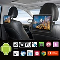 10.1 inch Car Headrest Android pad Car PC Android tablet PC Car PPC monitor with WI-Fi 3G Moderm USB SD FM SPK Camera MIC Game