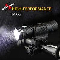 Mini Bike Flashlight Bike Bicycle Front USB Rechargeable LED Light Headlight Biking Lamp IPX3 Battery Torch