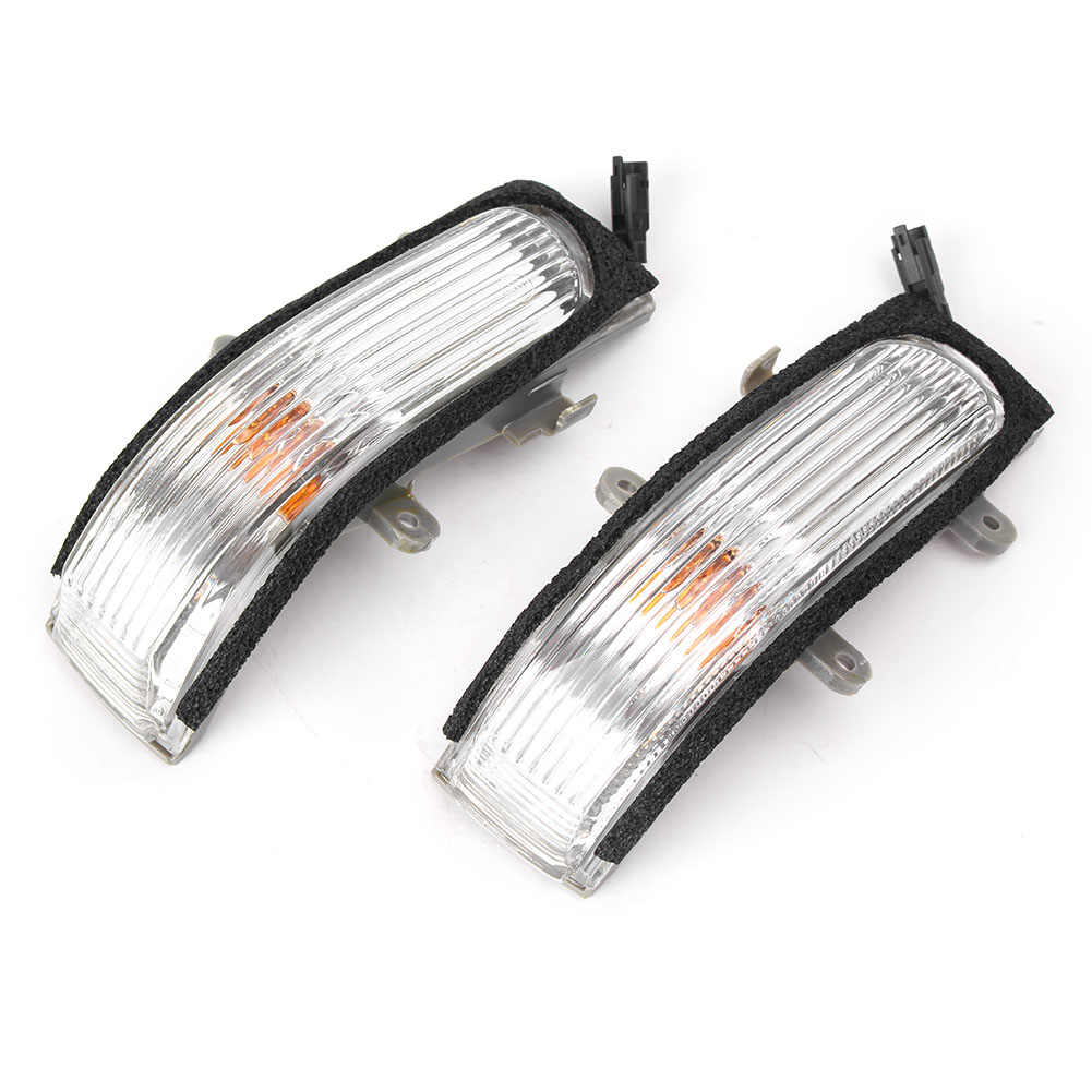 Pair Side Mirror Turn Signal Light Lamp Indicator For Toyota Camry