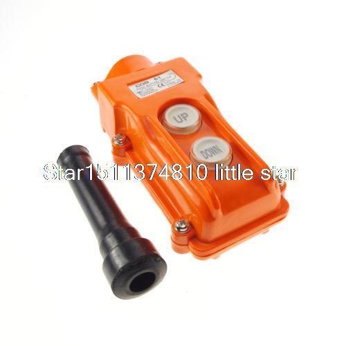 cob-61 for hoist and crane pendant control station push button switch  up-down