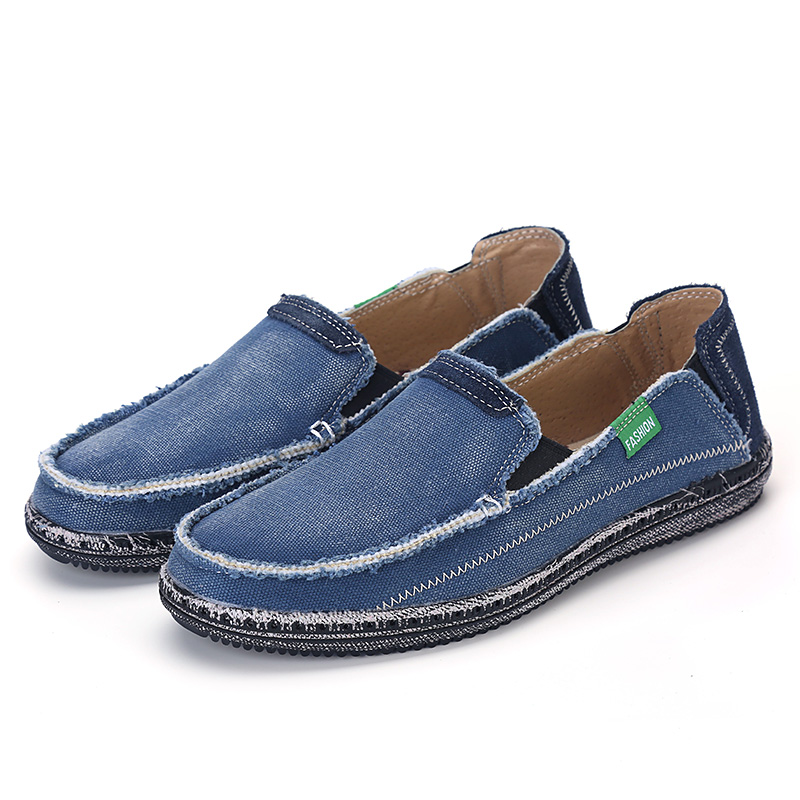 Casual Mocassins Plus 2 gray 1 Haute Taille Hommes apricot 1 Jeans New Toile Appartements 1 blue Mens Qualité black Mode Blue Respirant 45 apricot La 1 56 Chaussures 2 2 Brand gray 2 black OSq4I7xWS