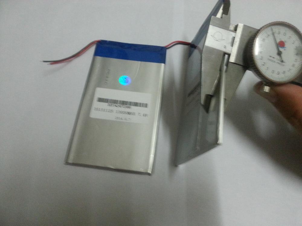 7.4V 13000mAh планшеттік батареялар DIY U30GT, - Планшеттік керек-жарақтар - фото 2