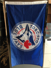 MLB Toronto Blue Jays Flag New 3x5ft  90x150cm Polyester Flag Banner 7019, free shipping