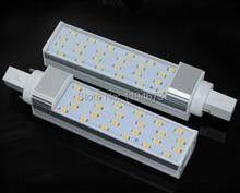 DHL Free Shipping 15W G24 LED Bulb PL 5630 SMD Light 24LED Lamp Cool White |Warm White  Led Corn Lamp 85V-265V CE Certificate