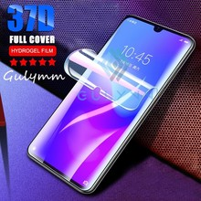 New 37D Soft Hydrogel Film For Huawei Honor 20 10 i 20Pro P Smart Plus 2019 On P30 P20 Pro Lite  Full Cover Screen Protector HD