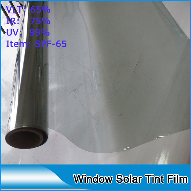 152cmx500cm auto window tint film best performance solar window film energy saving sun shade film for