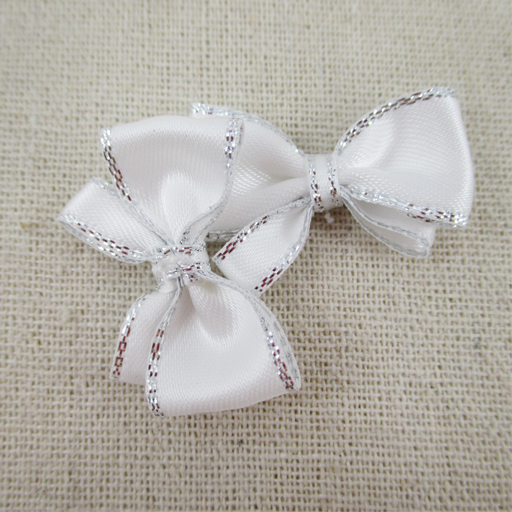 Diy hair accessories for weddings - Aliexpress Com Buy 35 25mm Bowknot Small Hair Accessories Lovely Flower 50 Pieces Diy Handmade Materials Wedding Gift Wrap 50y48442 From Reliable Gift