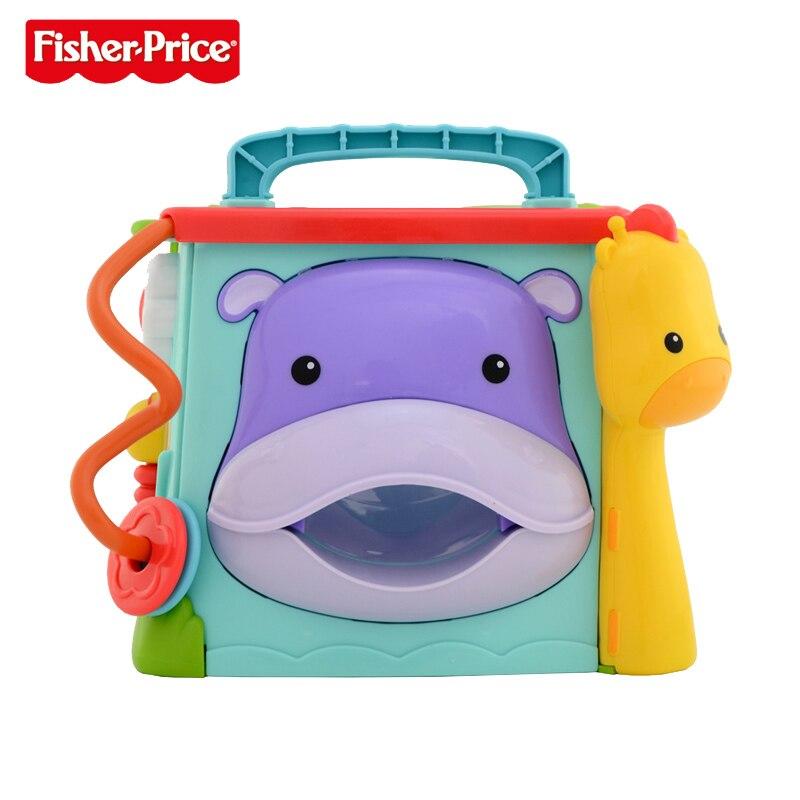 Fisher-price Piano apprentissage musique petits enfants piano Instruments de musique enfant en bas âge jouets éducatifs pour bébé enfants cadeau d'anniversaire - 3
