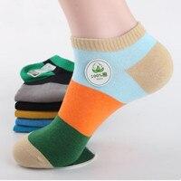 60 Pairs Wholesale Boat Socks Cotton Socks Breathable Deodorant Leisure Socks