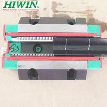 1 pcs HIWIN RGW35 RGW35CC RG35 Haute Rigidité Type de Roulement Linéaire Bloc de Guidage D'origine HIWIN Roulement Linéaire Guide CNC Pièces Stock
