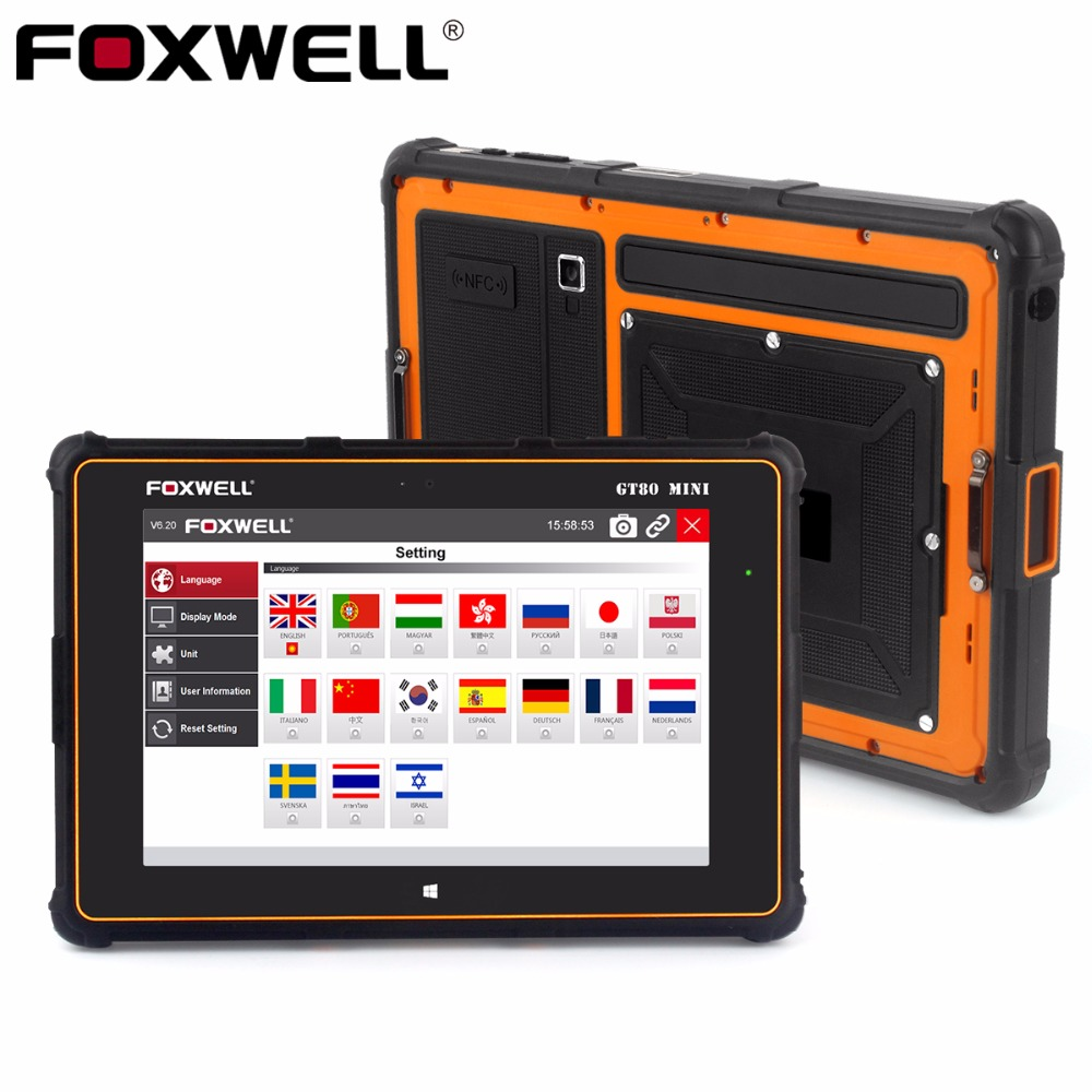 foxwell gt80 mini obd obd2 diagnostic car scanner injector. Black Bedroom Furniture Sets. Home Design Ideas