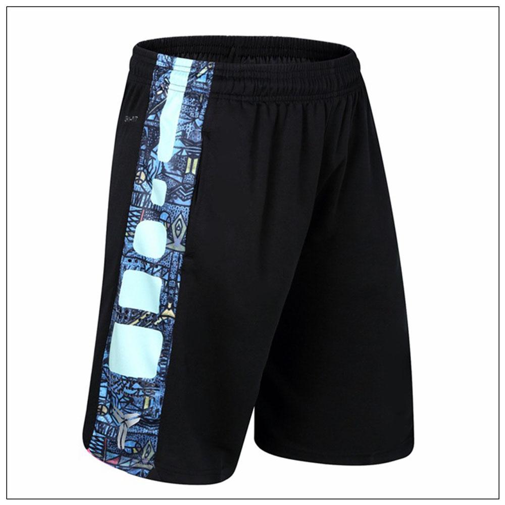 2017 профессиональный Коби баскетбол шорты спортивные трикотажные изделия мужчины короткие брюки футбол обучение бег спортивные шорты