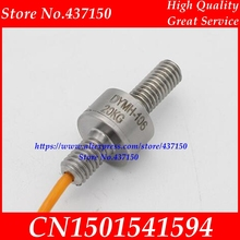 Tipo diminuto do parafuso do sensor da automatização da pilha de carga do sensor da pressão do transdutor da força de impulso da tração