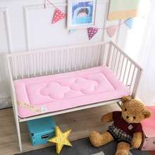 65 x 120cm Portable Baby Children Crib And Toddler Mattress Pad Cover  Breathable Portable Removable And Washable Upgrade