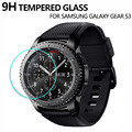 1Pcs Screen Protector Tempered Glass for Samsung Galaxy Gear S3 Classic or Frontier 9H 2.5D Smart Watch Protective Glass Film
