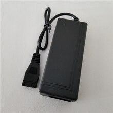 Адаптер питания 10 шт./лот для 4 контактного жесткого диска, HDD, конвертер SATA, черный источник питания, 12 В + 5 В, 2,5 А переменного тока