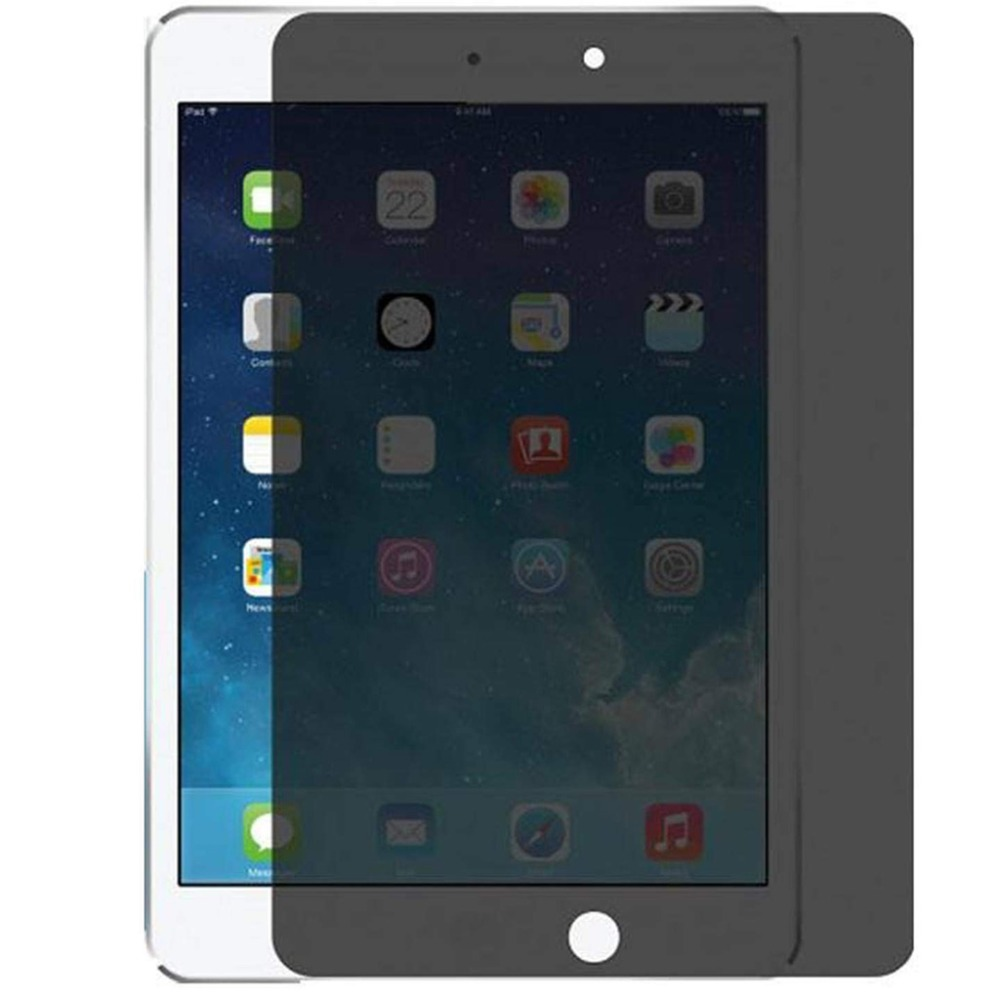 "Privacy Anti Spy Tempered Glass Protector for Apple iPad Air 3rd Gen 10.5/"" 2019"