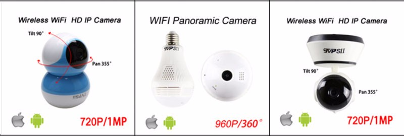 wifi-ip-camera_05  Three Array Led 128G 960P 1.3mp 360 Degree Fisheye 3D VR Panoramic Bulb Wifi Wireless IP CCTV Surveillance Camera Free Shipping HTB131uNb22H8KJjy0Fcq6yDlFXau