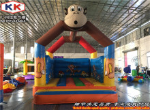 Novelty Toy Monkey Inflatable Jumping Bouncer for Kids