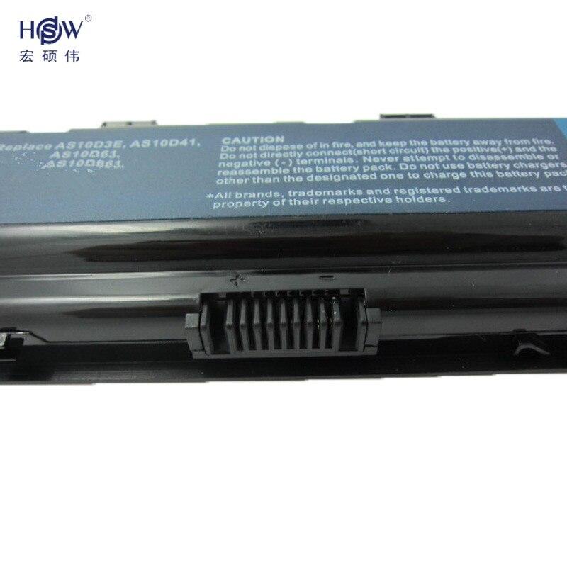 Akumulator do laptopa HSW do Acer 4741G 7741 4741 AS10D31 AS10D41 - Akcesoria do laptopów - Zdjęcie 4